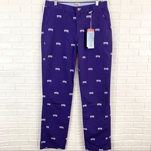 NCAA TCU Horned Frogs Men's Game Changer Pants
